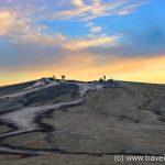 Mud Volcanoes - Vulcanii Noroiosii