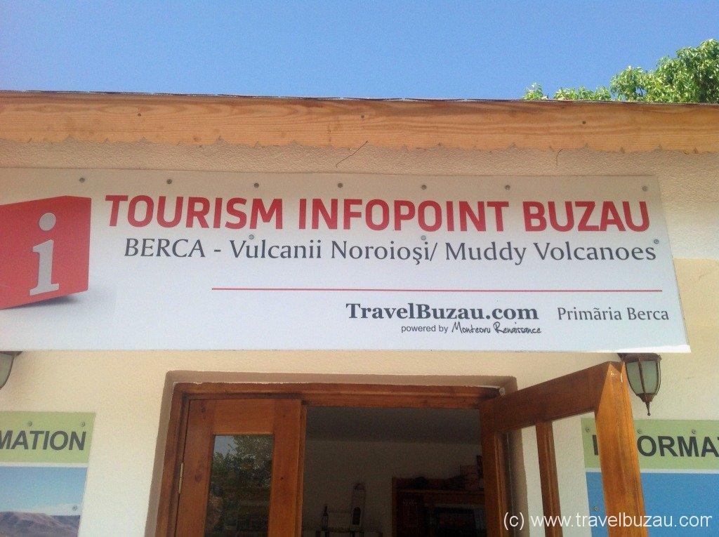 Tourism Infopoint Buzau